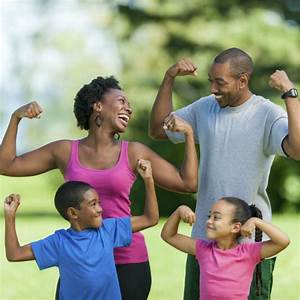 Family Fitness – 3 Tips to Set a Foundation